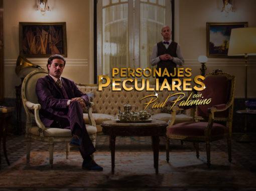 Personajes Peculiares con Paul Palomino