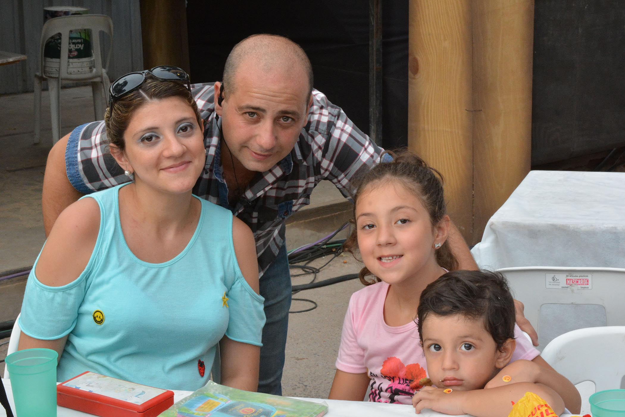 Vecinos de Las Heras
